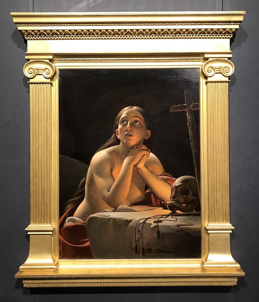 Владислав Невярович. «Каяття Марії Магдалини», 1842 рік. «Lewben Art Foundation»