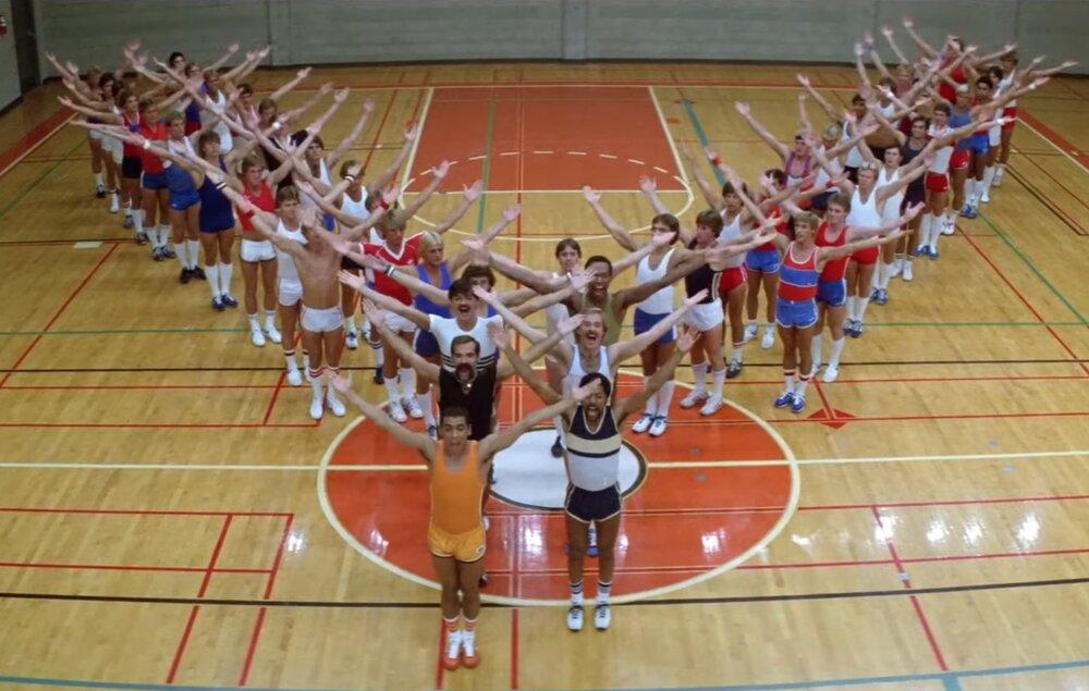 Кадри з фільмів  « Музику не спинити» (1980)