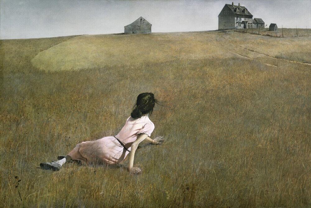 Ендрю Ваєт, «Світ Христини», 1948