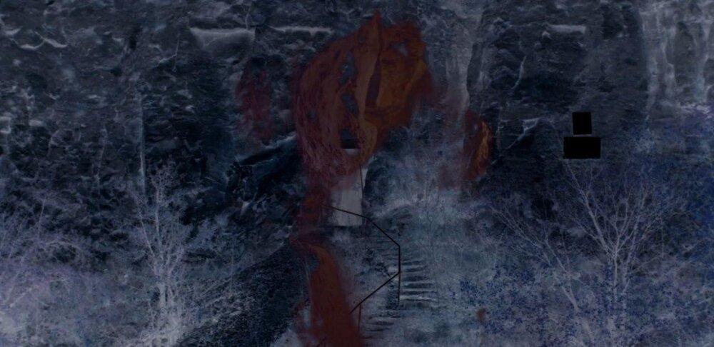 Кадр з фільму «… Супротивними гнані вітрами над хланню морською…», Еліас Парвулеско, 2020. Надано автором