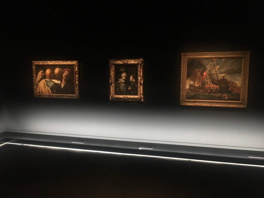 Світлини з експозиції Musée Rath, надано Лізаветою Герман