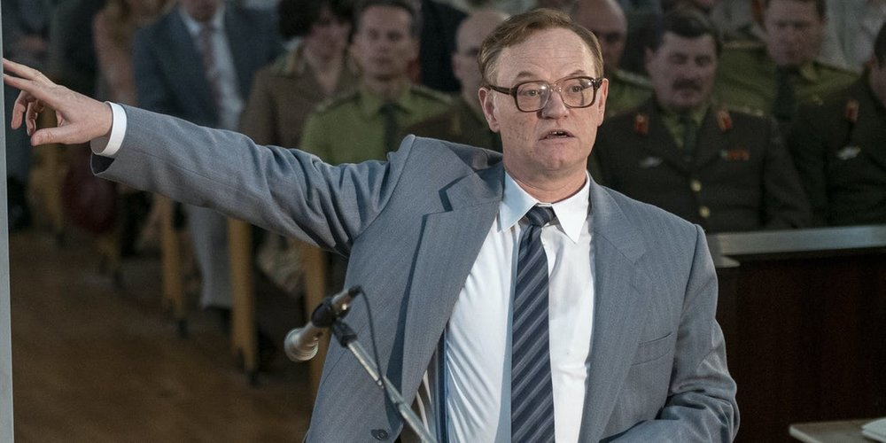 Кадр з серіалу «Чорнобиль»