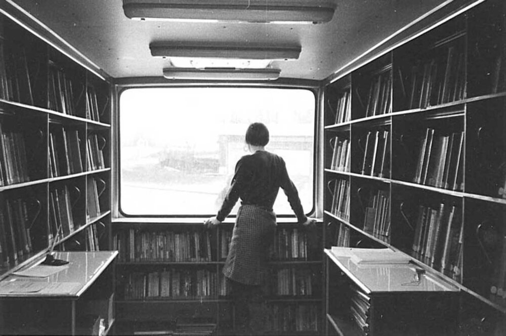 Mobile Library.  Image