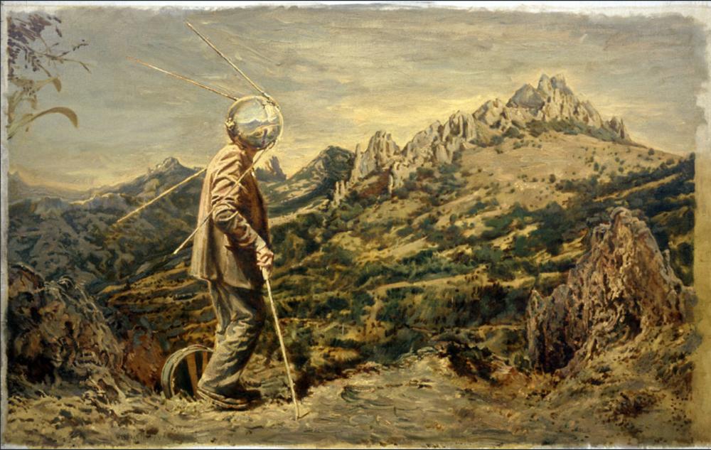 Арсен Савадов, «Супутник», 2002