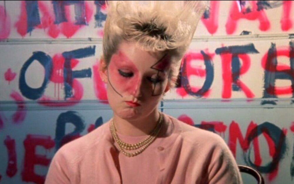 Скріншот з фільму Д. Джармена «Ювілей»