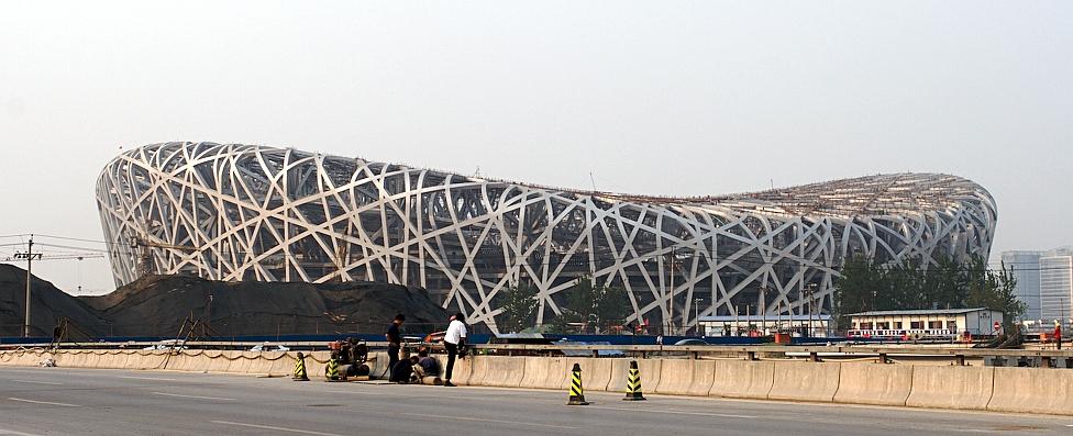 Світлина: FHKE. Національного стадіону Пекіну