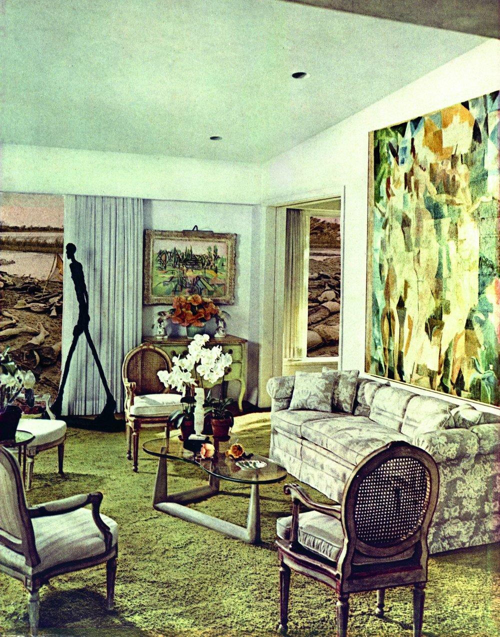 Світлина: Art Basel. Війна з доставкою додому: будинок, милий дім, 1967-1972