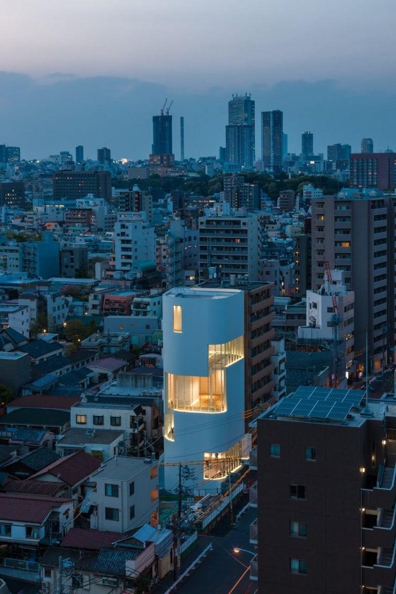 Мономузей Яйої Кусама в Токіо. Світлина: Programatica