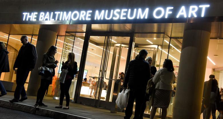Фото: сайт Балтіморського музею мистецтв