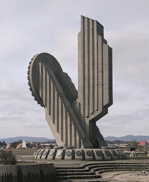 Пам'ятник бійцям Другої світової війни