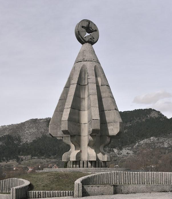 Пам'ятник загиблим солдатам
