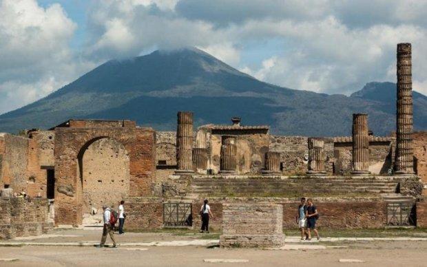Розкопки у місті Помпеї. Світлина: znaj.ua