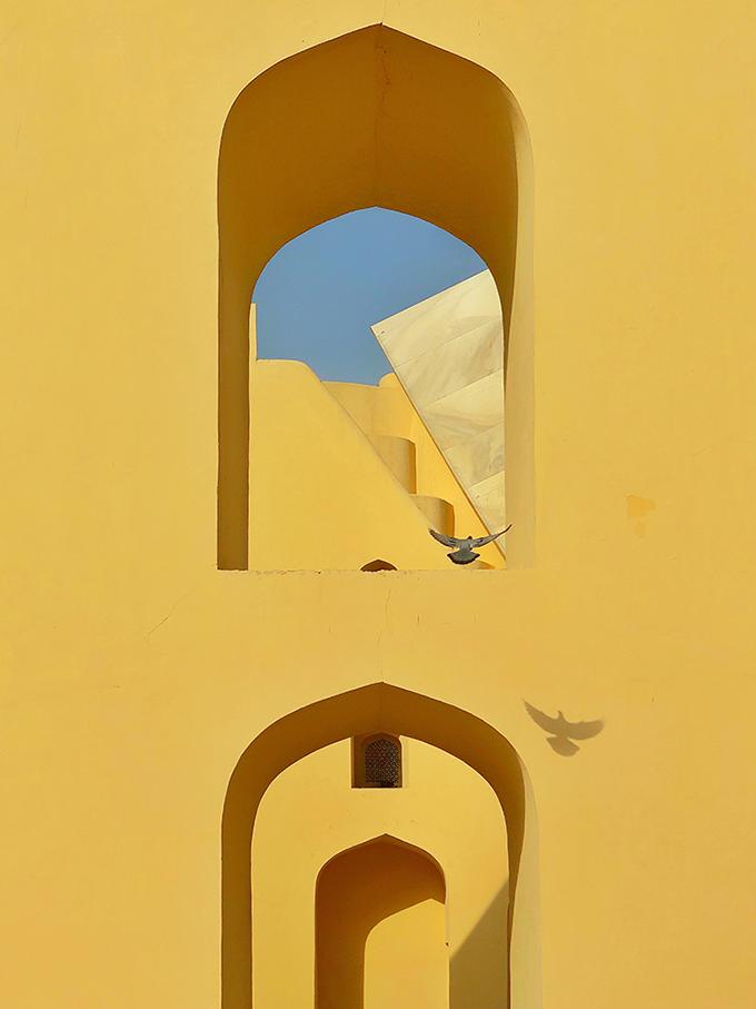 «Обсерваторія Джанта Манта». Світлина: Kuanglong Zhang