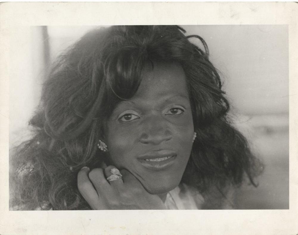 Фото: Trust Alvin Baltrop Марша П. Джонсон (1975-86)
