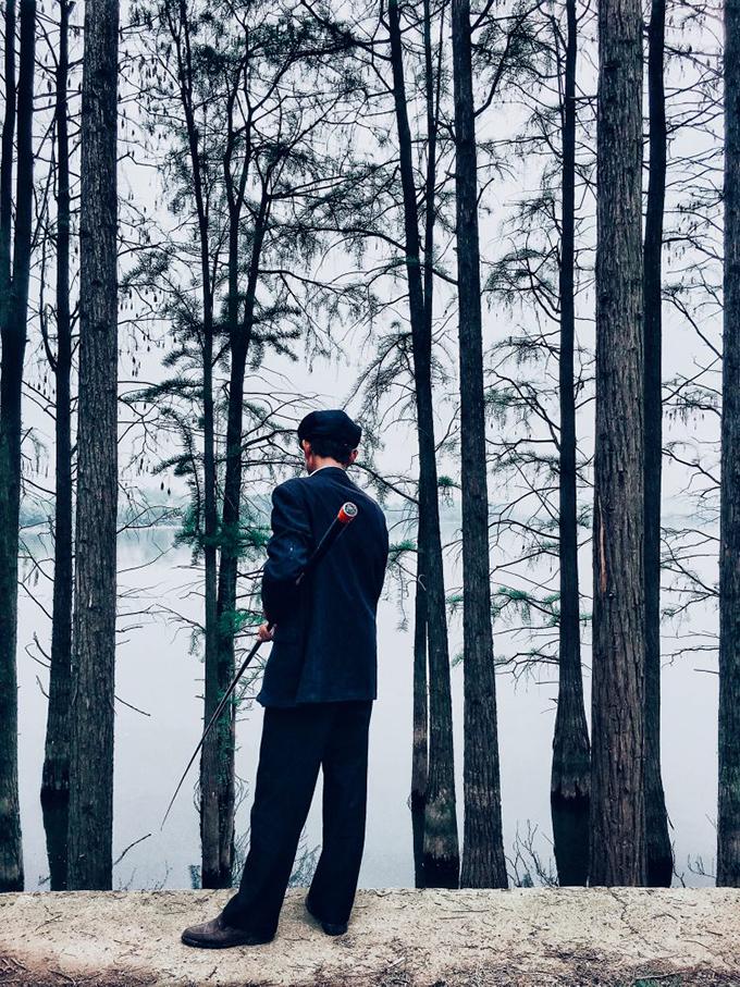 «Риболовля». Світлина: Biao Peng
