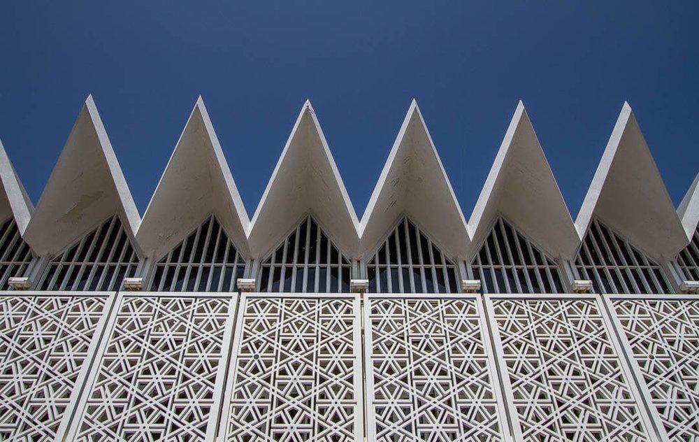 Національна мечеть Малайзії, Куала-Лумпур
