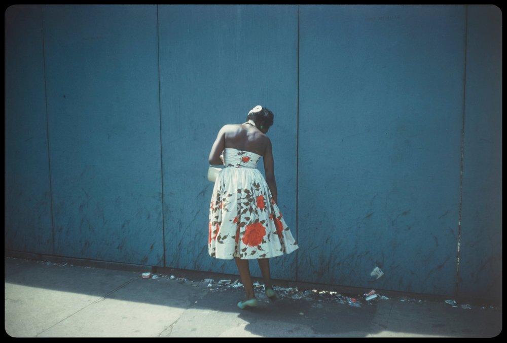Untitled (New York), 1960