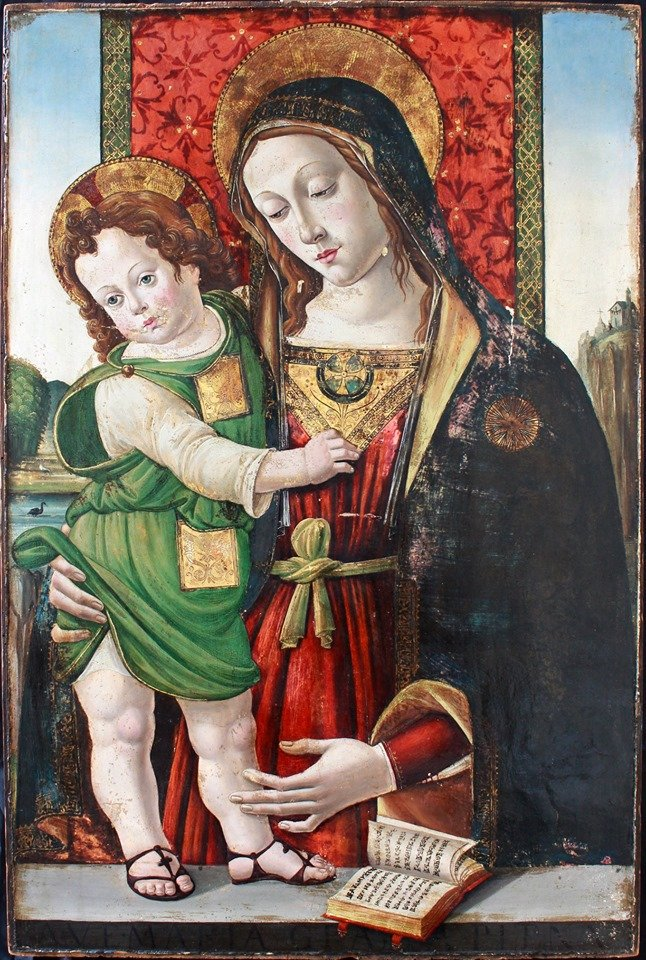 Світлина: Galleria Nazionale dell'Umbria