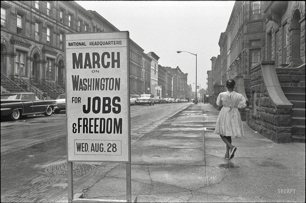 Марш у Вашингтоні