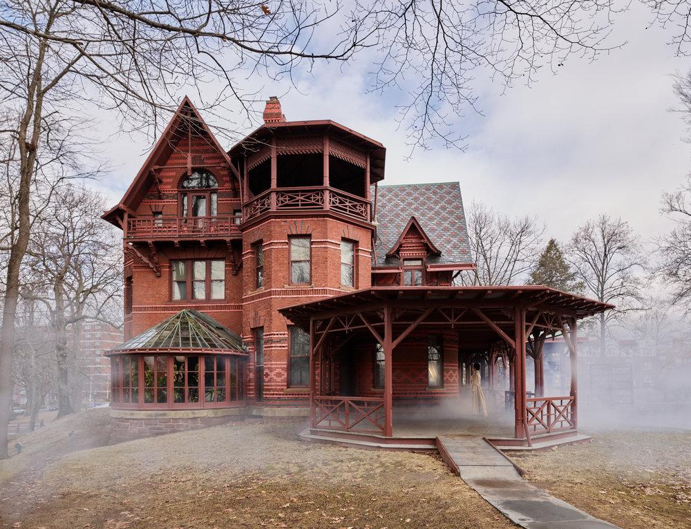 Будинок Марка Твена