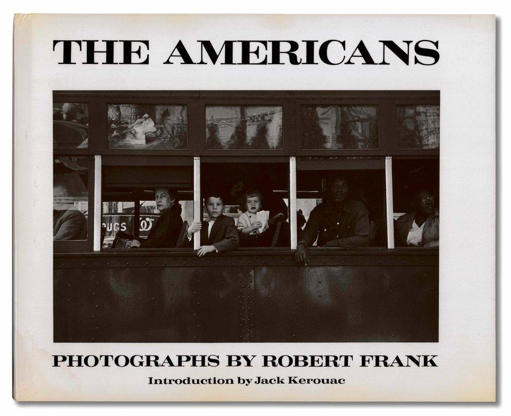 «The Americans», опублікована у 1959,