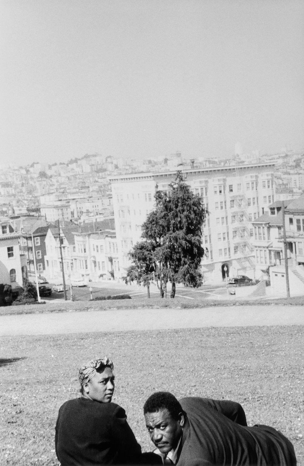 «San Francisco», 1956.
