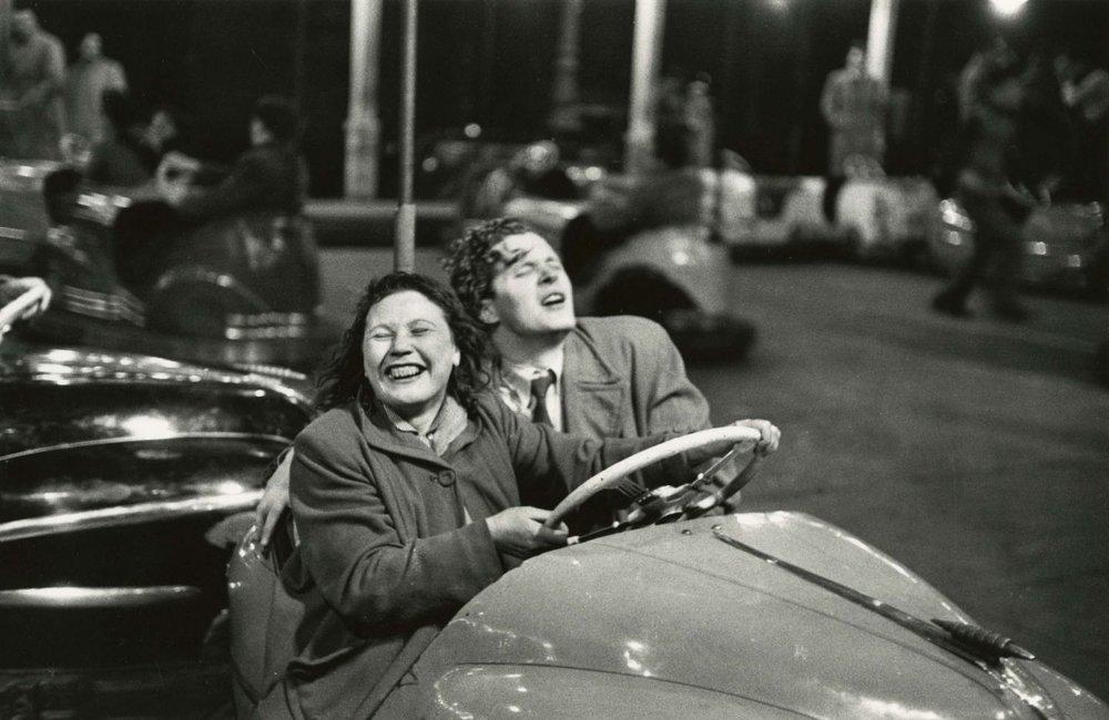 Париж, 1952