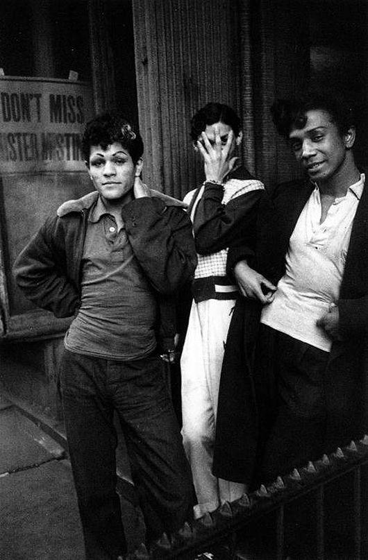 Вуличні чоловіки-повії, 1955