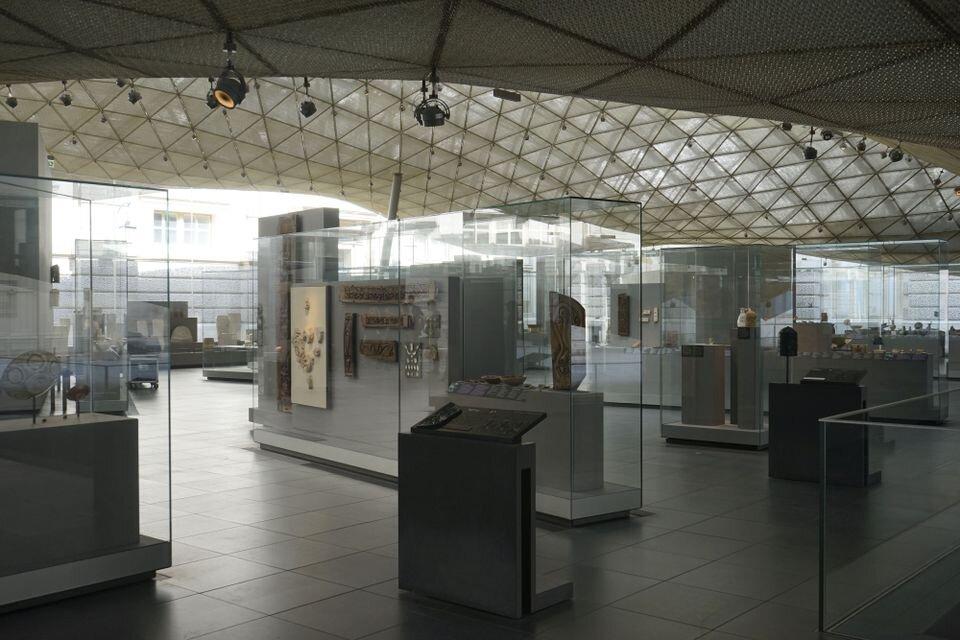 Відділ ісламського мистецтва. Світлина: Alwaleed Philanthropies