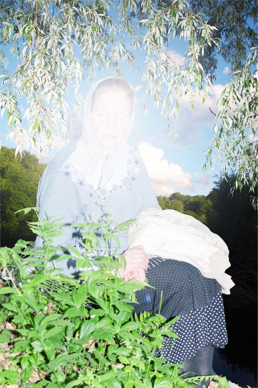 Олена Субач «Бабусі на краю неба», 2018