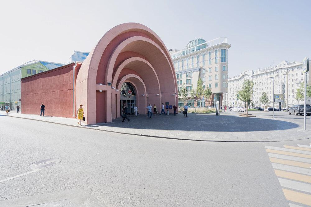 «Красні Ворота», Москва. Світлина: Крістофер Гервіг