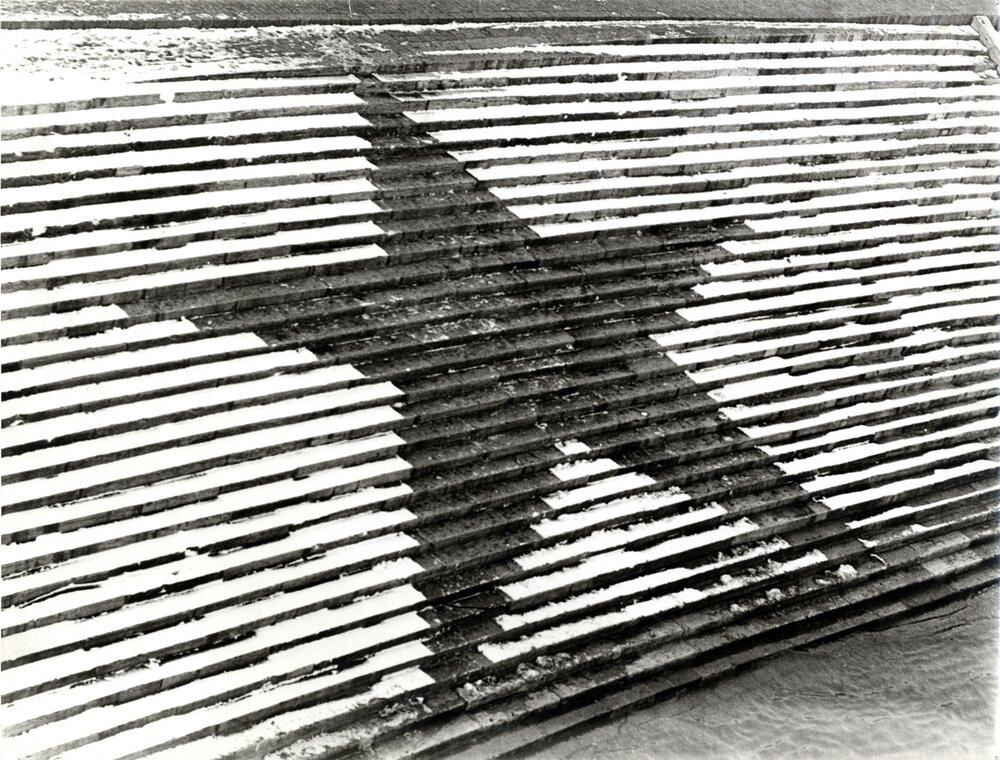 Габор Атталай, Negative Star, 1970. Світлина: Marinko Sudac Collectio