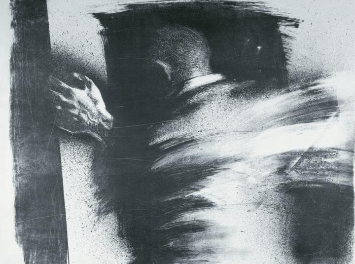 Андраш Барамяй, Без назви, 1968. Світлина:  kogart
