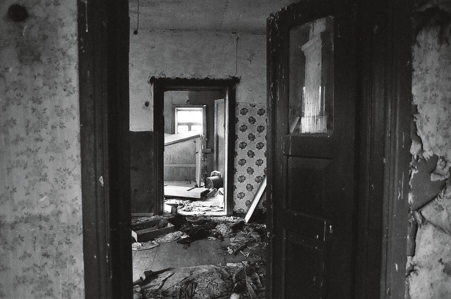 Аліса Міцелі, Чорнобильська зона відчуження. Світлина:     revistatrip