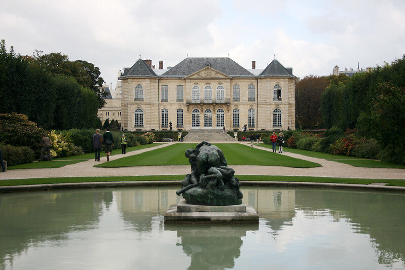 Паризький Музей Родена. Світлина: artforum
