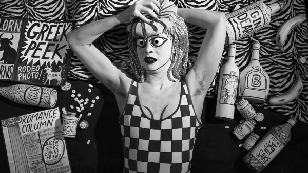 Мері Рейд Келлі та Патрік Келлі, The Thong of Dionysus, 2015