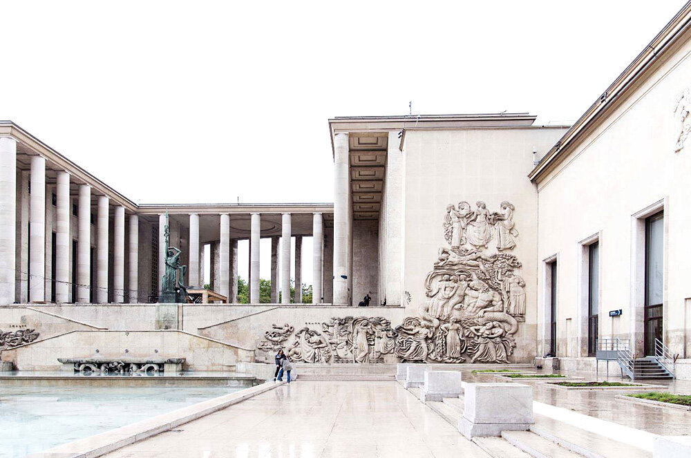 Музей сучасного мистецтва Парижа. Світлина: Julie Baijer / Musée d'Art Moderne de Paris