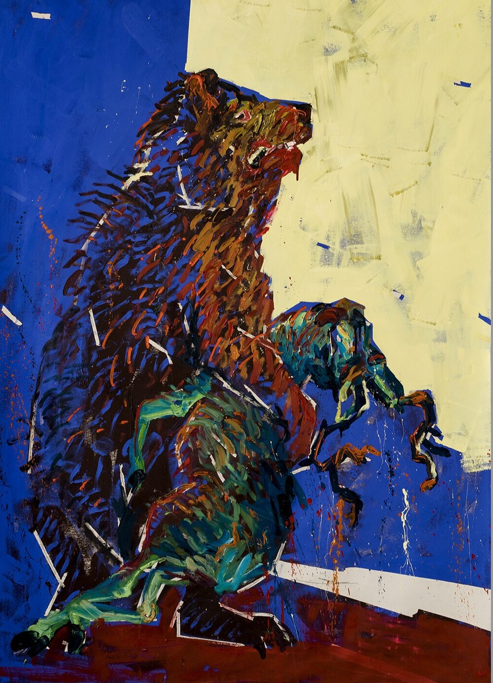 Євген Мерман, «Ursus Horribilis», 2017
