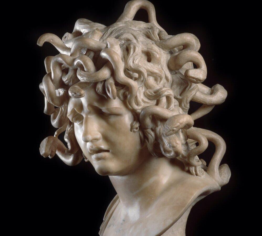 Берніні, «Медуза». Світлина: KHM-Museumsverband