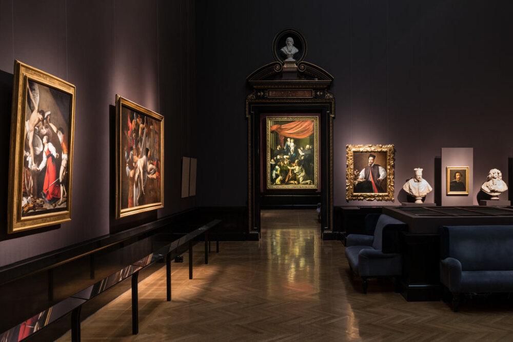 Експозиція.. Світлина: KHM-Museumsverband