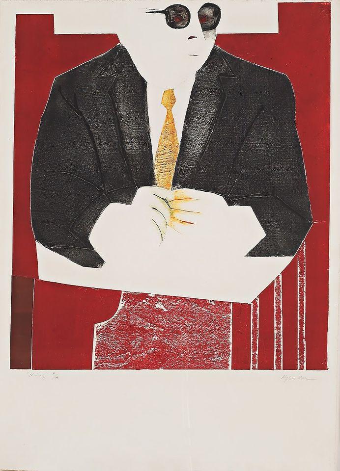 The Judge, 1970. Світлина: Музей сучасного мистецтва в Пуерто-Рико