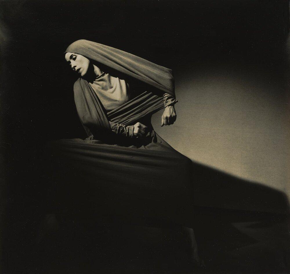 Марта Грем, Lamentation (oblique), 1936