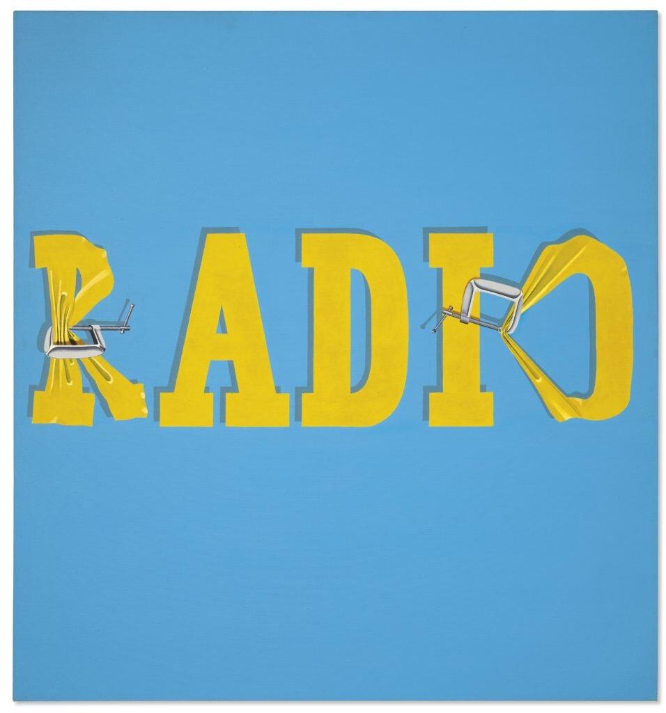 Едвард Руша Hurting the Word Radio # 2 Christie's