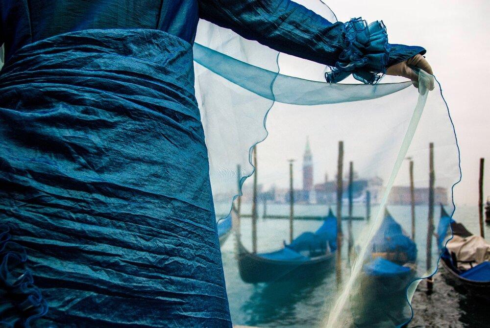 Jodi Cobb, краєвид Венеції
