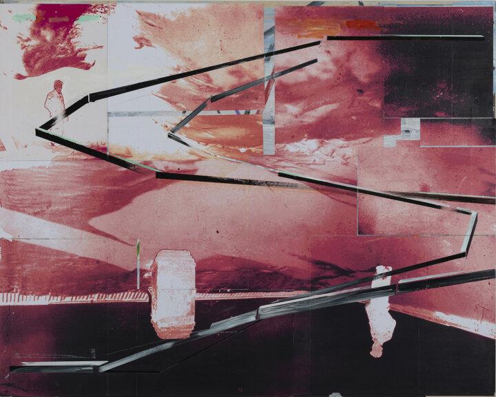 Хайді Фаснахт, Turbulence (red), 2019