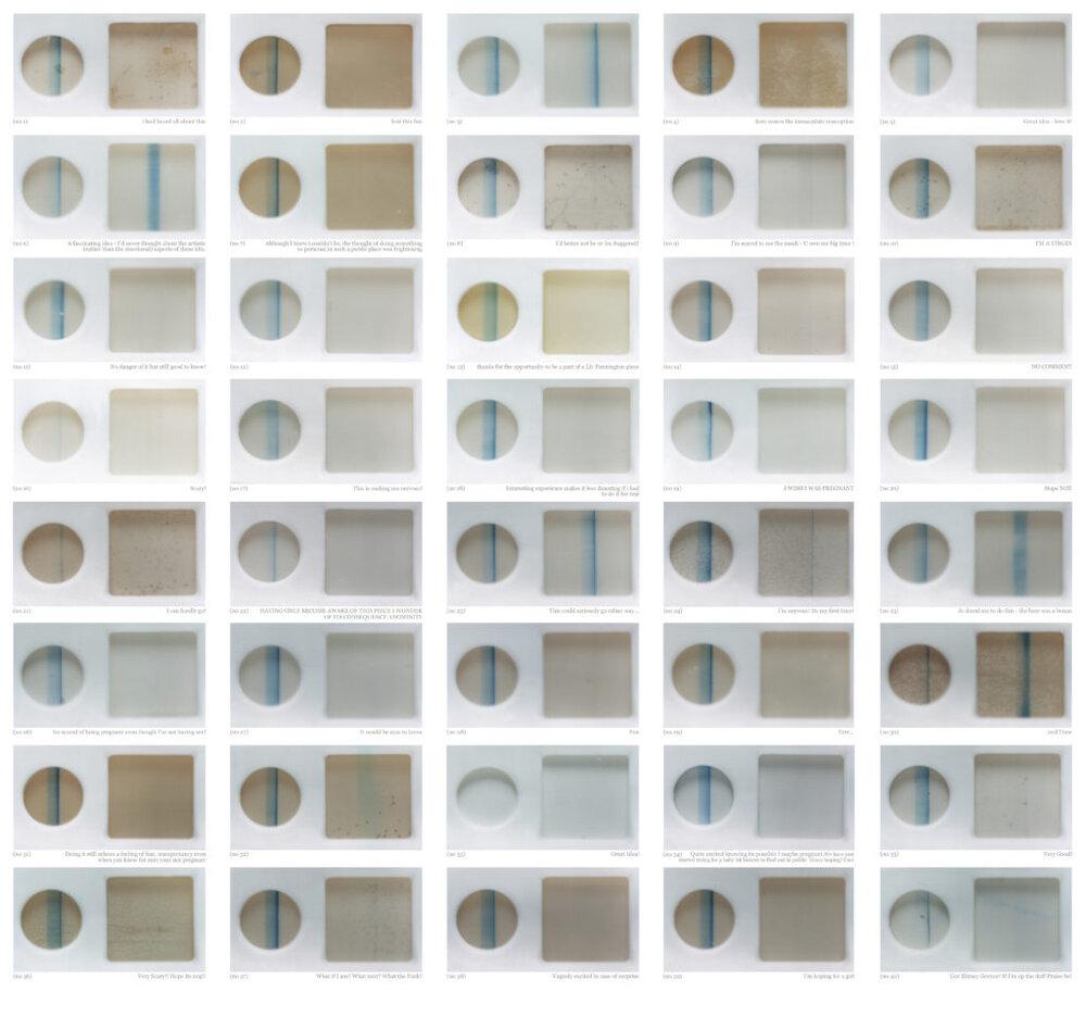 Лів Пеннінгтон, Private View, 2006. Світлина: the Birth Rites Collection (BRC)