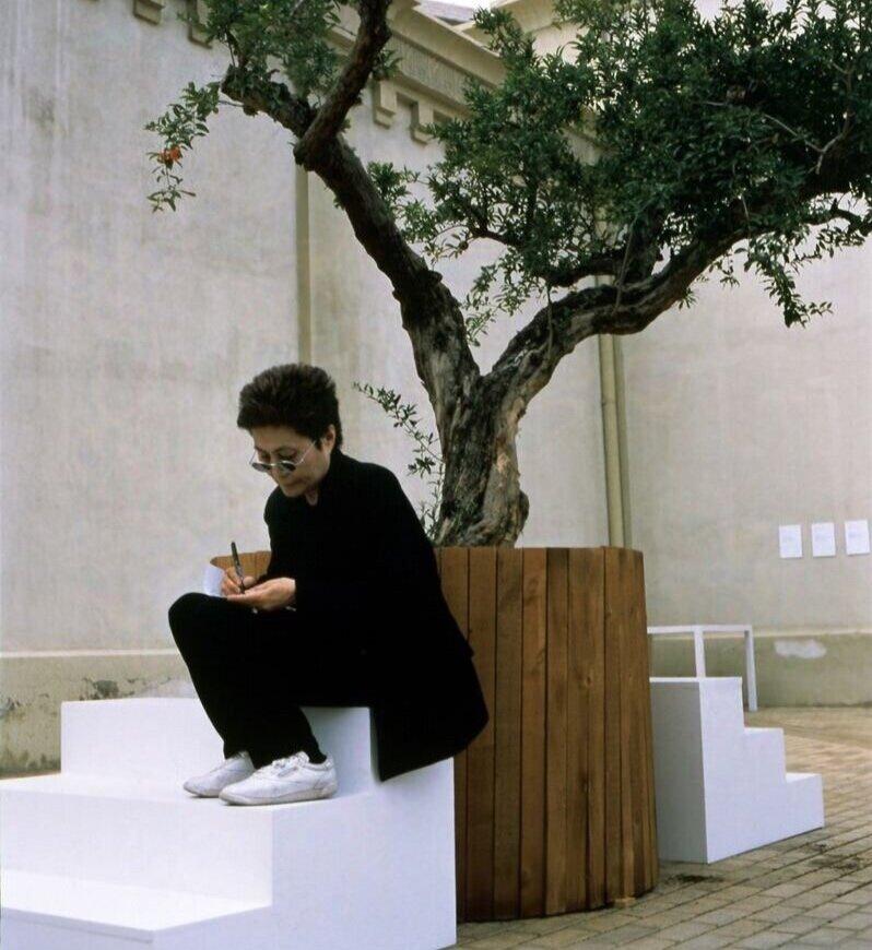 Йоко Оно, Wish Tree