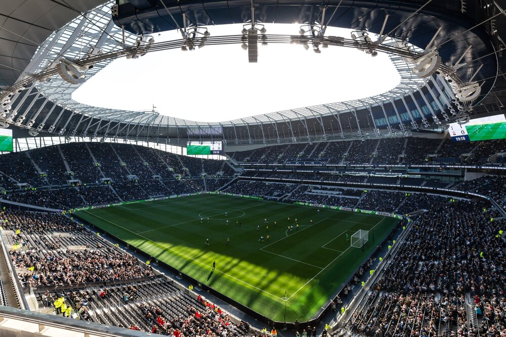 Світлина: Tottenham Hotspur FC/Tottenham Hotspur FC via Getty Images