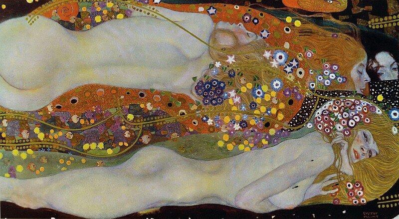 Густав Клімт «Водяні змії II», 183,8 мільйона доларів, приватна угода