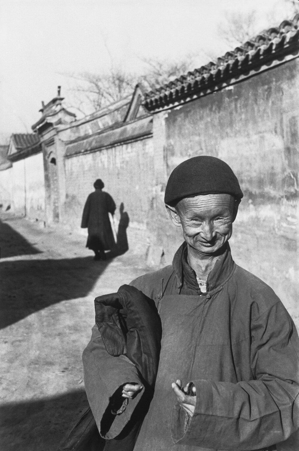 Біля Забороненого міста, 1948
